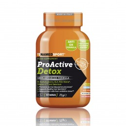 NAMEDSPORT  ProActive Detox 60cpr