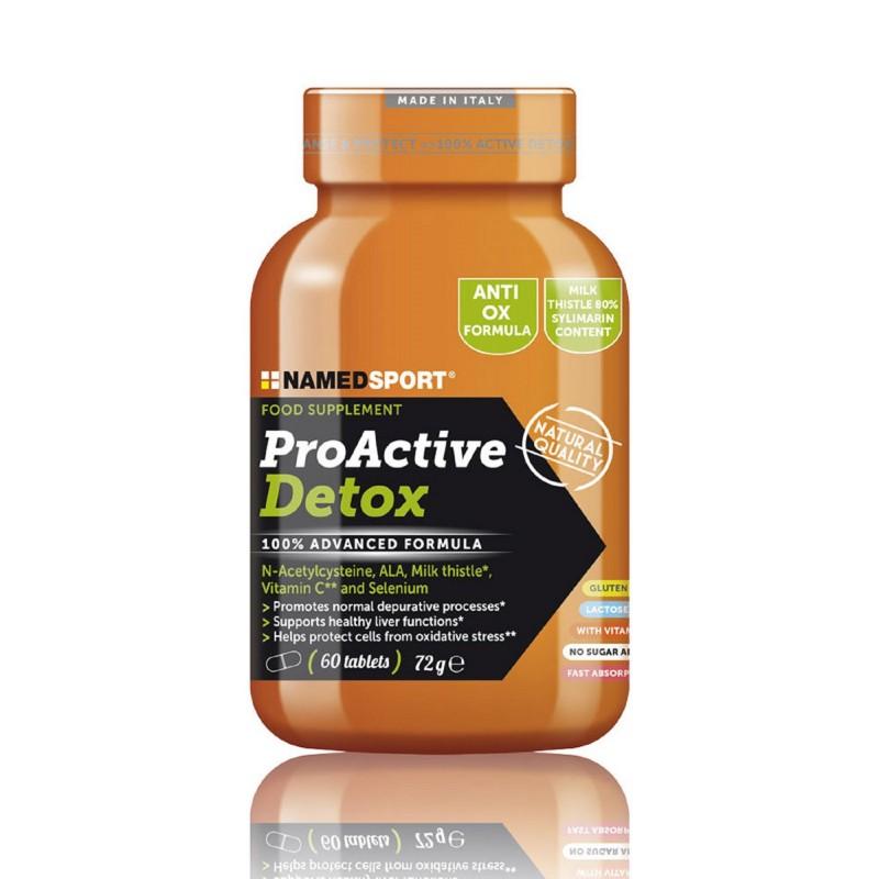 NAMEDSPORT  ProActive Detox 60cpr