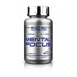 Mental Focus  Caffeina, ALC, Tirosina