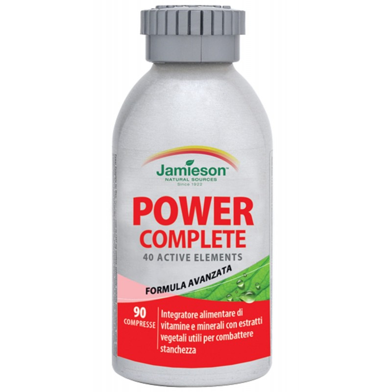 Power Complete for Men