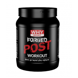 Forged Post Workout Integratore alimentare post allenamento