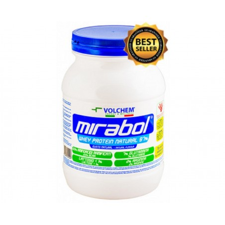 MIRABOL® WHEY PROTEIN NATURAL 97 - barattolo