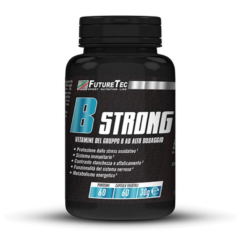 B STRONG - 60 vegecaps