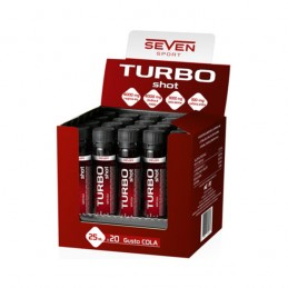 TURBO SHOT 25 X 20 ML